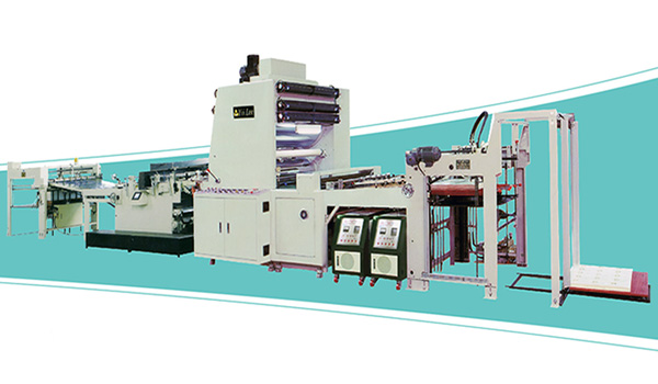 Matte / Glossy Lamination Machine (YLL-3AWF)