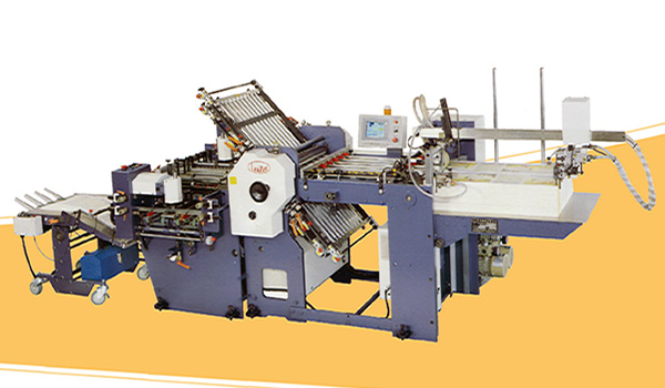 Automatic Folding Machine (K56-4KL)