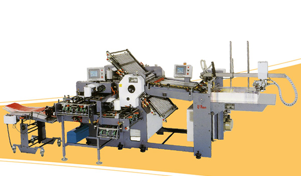 Automatic Folding Machine (K72-4KLR)