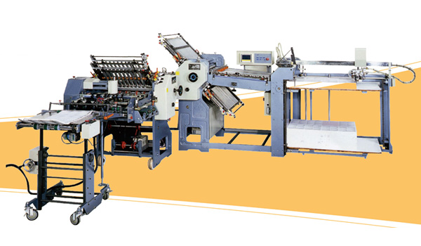 Automatic Folding Machine (T72-4-4K)
